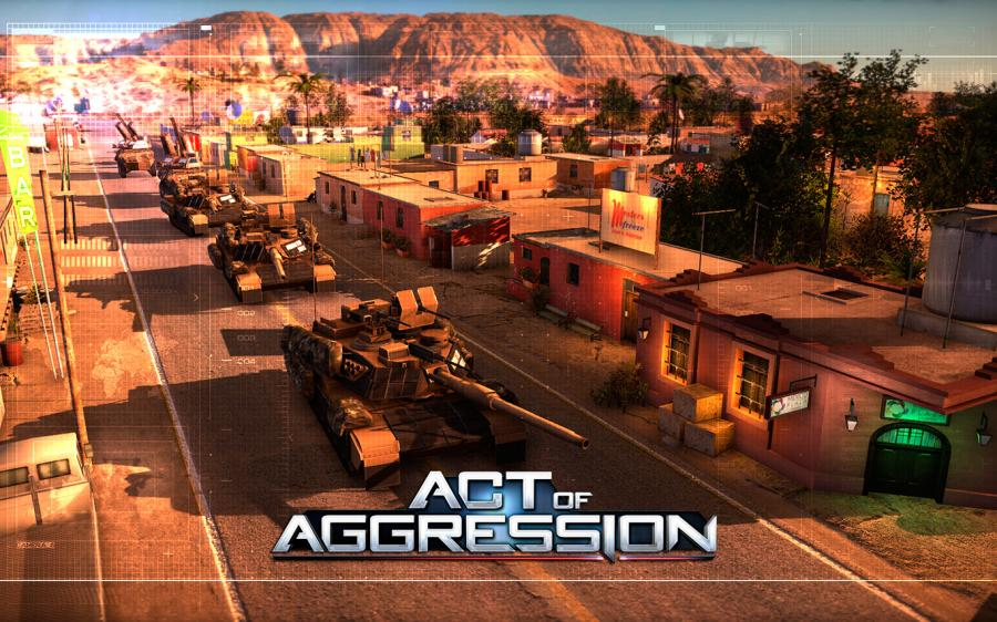 Act of Aggression Screenshot 1