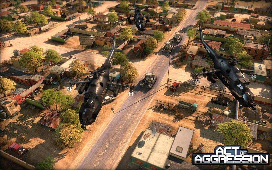 Act of Aggression Screenshot 2