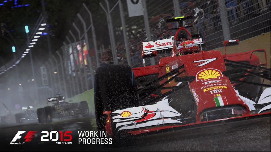 F1 2015 (Formula One) Screenshot 6