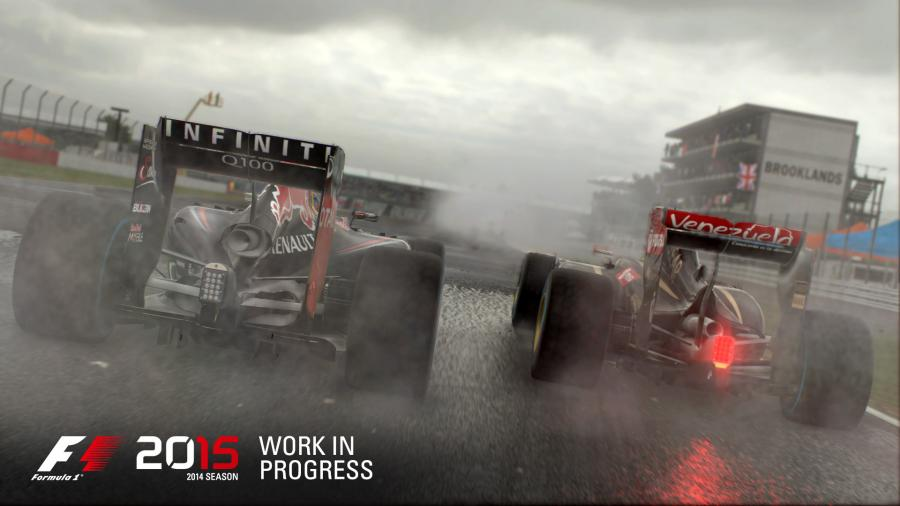 F1 2015 (Formula One) Screenshot 4