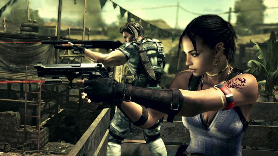 Resident Evil 5 Screenshot 1