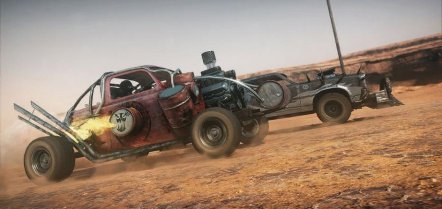 Mad Max Screenshot 6