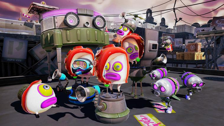 Splatoon - Wii U Download Code [EU] Screenshot 4