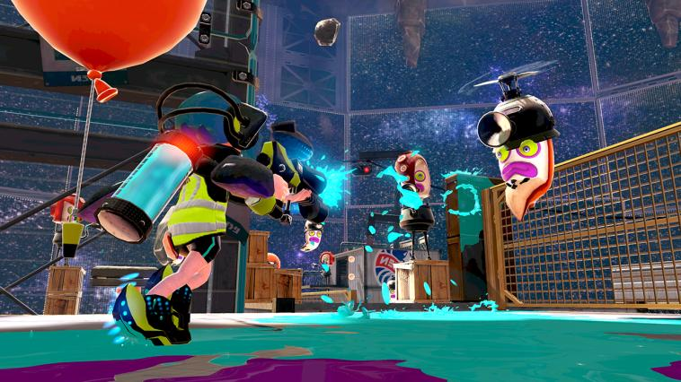 Splatoon - Wii U Download Code [EU] Screenshot 3