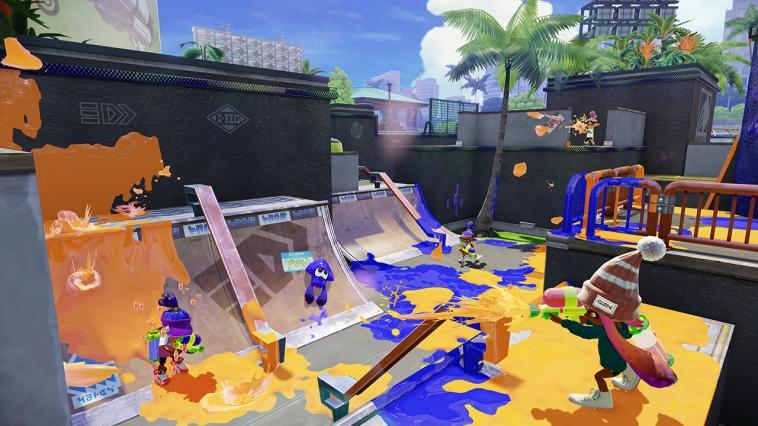 Splatoon - Wii U Download Code [EU] Screenshot 1