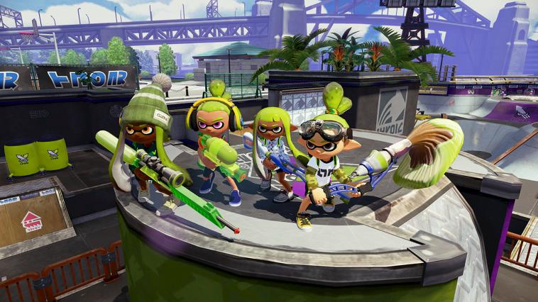 Splatoon - Wii U Download Code [EU] Screenshot 6
