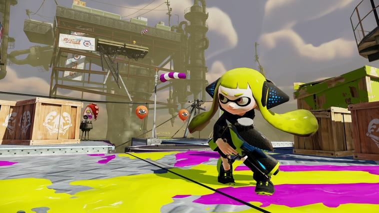 Splatoon - Wii U Download Code [EU] Screenshot 8