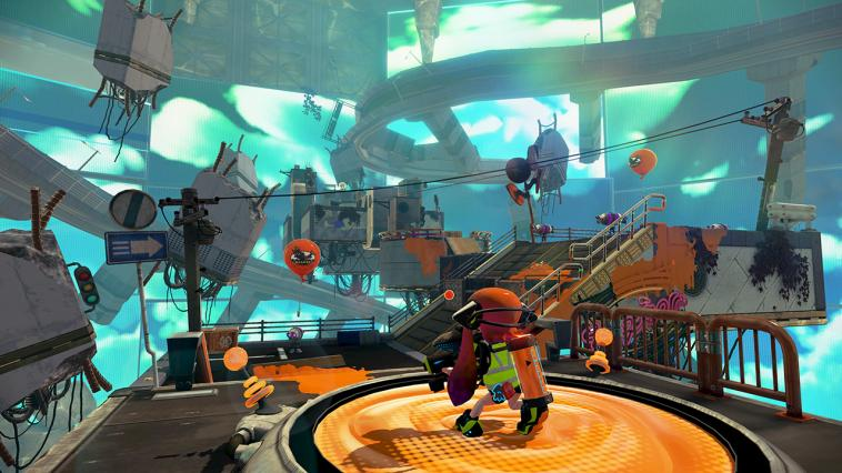 Splatoon - Wii U Download Code [EU] Screenshot 7