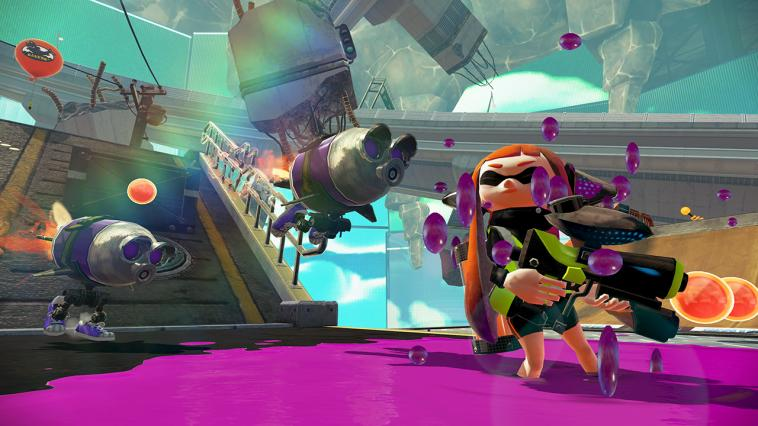 Splatoon - Wii U Download Code [EU] Screenshot 5