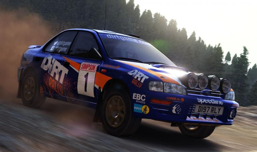 DiRT Rally Screenshot 4