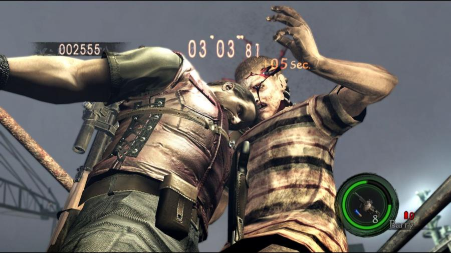 Resident Evil 5 - Untold Stories Bundle (DLC) Screenshot 8