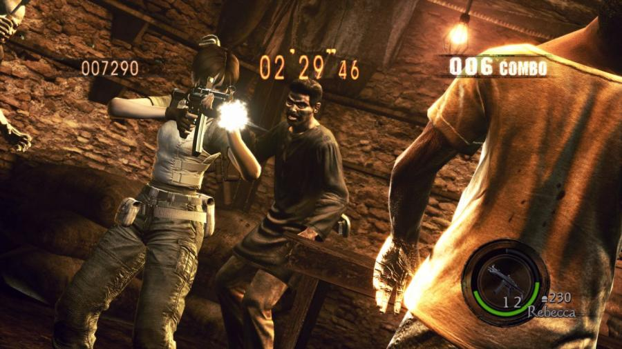 Resident Evil 5 - Untold Stories Bundle (DLC) Screenshot 4
