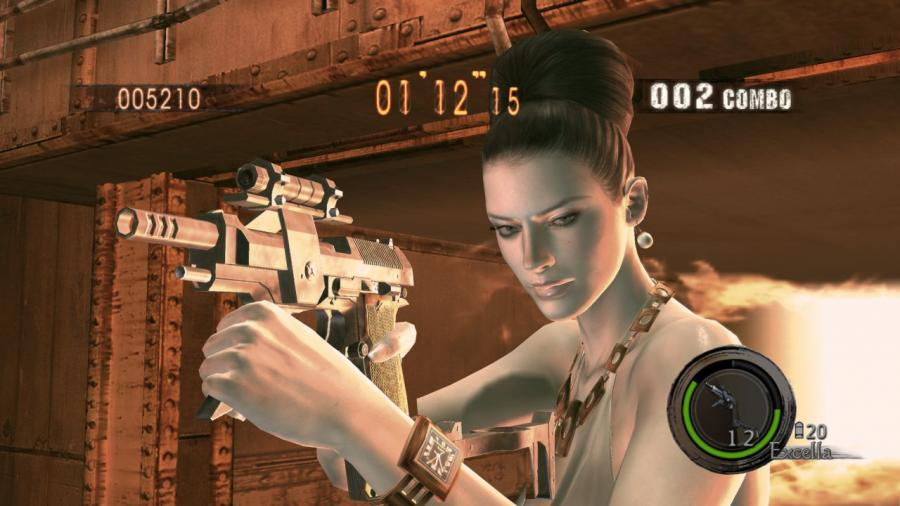 Resident Evil 5 - Untold Stories Bundle (DLC) Screenshot 5