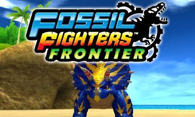 Fossil Fighters Frontier - 3DS Screenshot 1