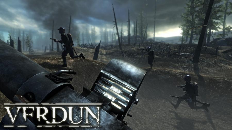Verdun Screenshot 4