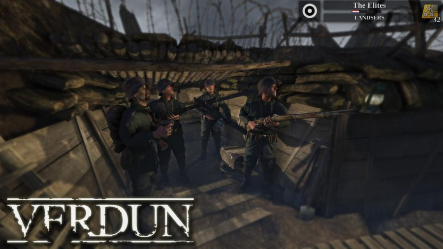 Verdun Screenshot 2