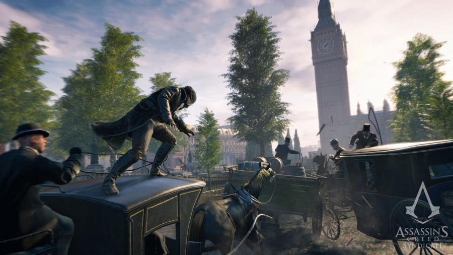 Assassin's Creed Syndicate - Gold Edition Screenshot 2