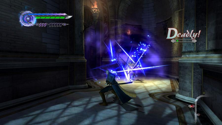 Devil May Cry 4 - Special Edition Screenshot 3