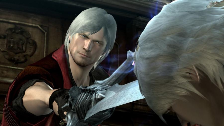 Devil May Cry 4 - Special Edition Screenshot 1