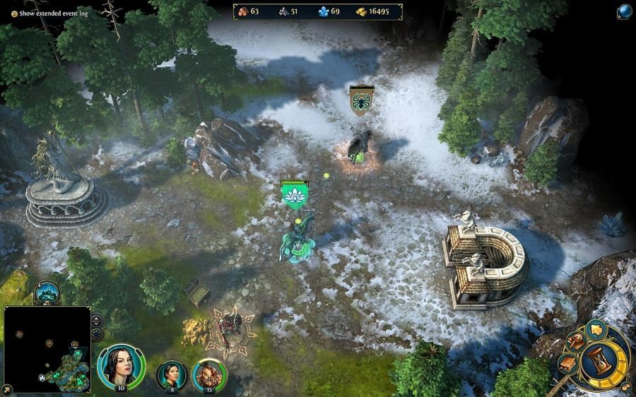 Might & Magic Heroes VI - Gold Edition Screenshot 3