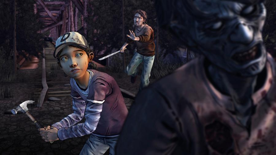 The Walking Dead - Season 2 Screenshot 9