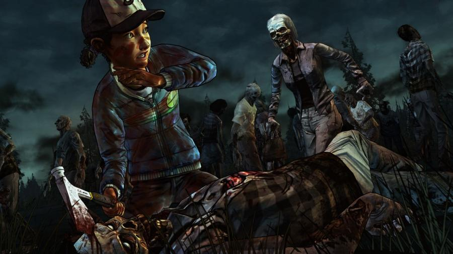 The Walking Dead - Season 2 Screenshot 4