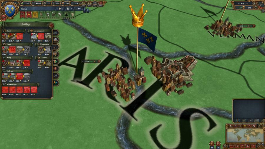 Europa Universalis IV - Common Sense (extensión) Screenshot 5