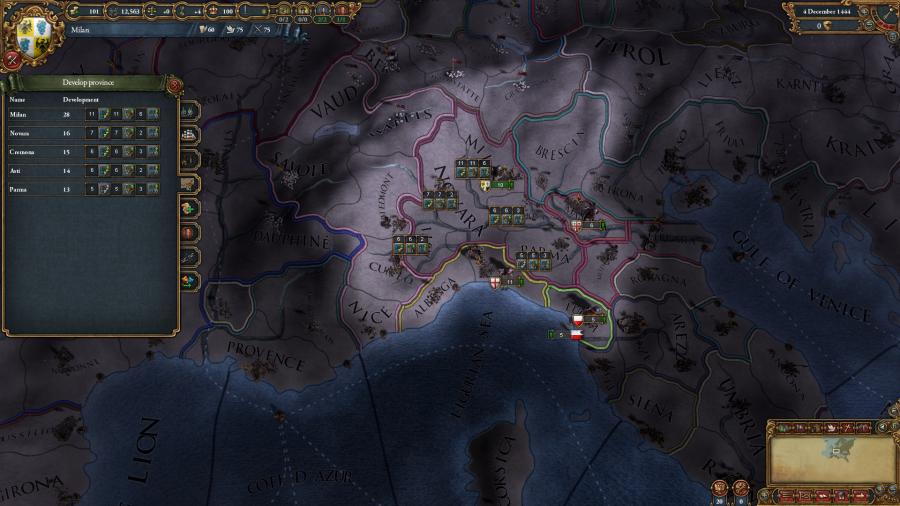 Europa Universalis IV - Common Sense (extensión) Screenshot 3