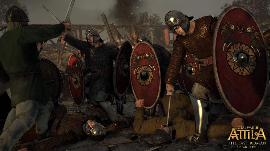 Total War Attila - The Last Roman Campaign Pack (DLC) Screenshot 2
