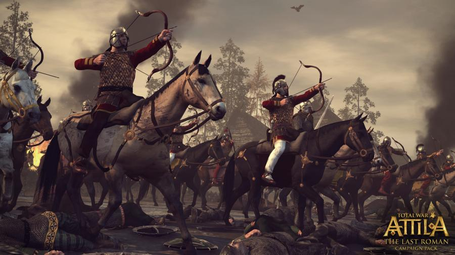 Total War Attila - The Last Roman Campaign Pack (DLC) Screenshot 1
