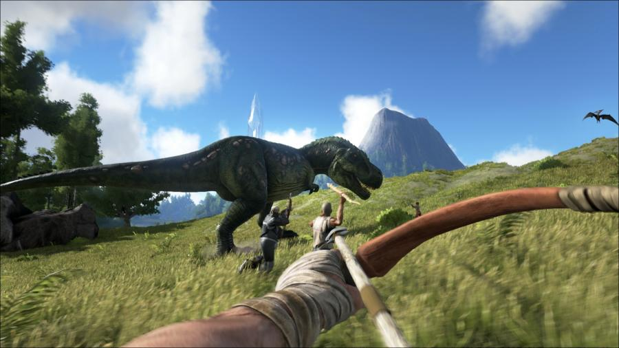 ARK: Survival Evolved - Steam Gift Key Screenshot 2