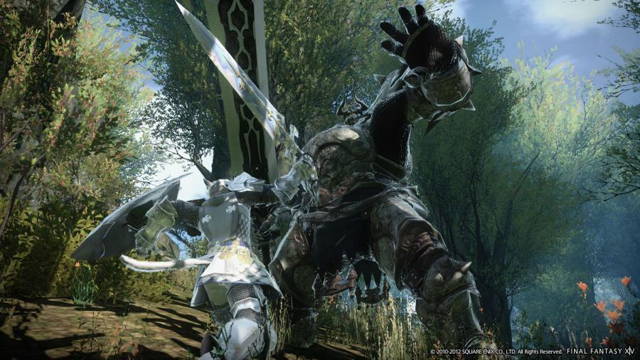 Final Fantasy XIV A Realm Reborn + Heavensward Addon Screenshot 2