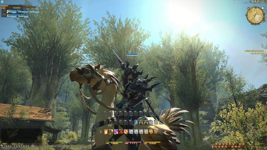 Final Fantasy XIV A Realm Reborn + Heavensward Addon Screenshot 6