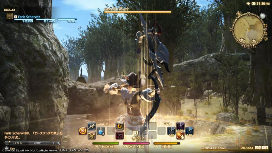 Final Fantasy XIV A Realm Reborn + Heavensward Addon Screenshot 5
