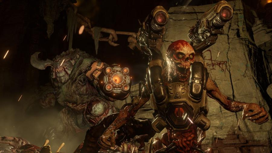 DOOM (clave Doom 4) Screenshot 4