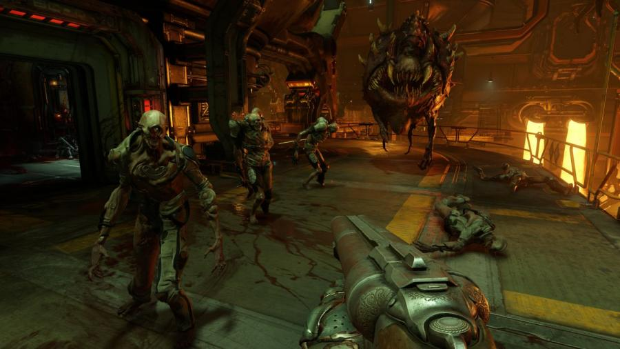 DOOM (clave Doom 4) Screenshot 1