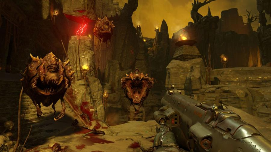 DOOM (clave Doom 4) Screenshot 10