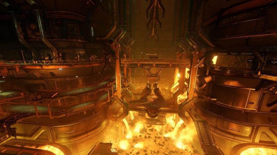 DOOM (clave Doom 4) Screenshot 7