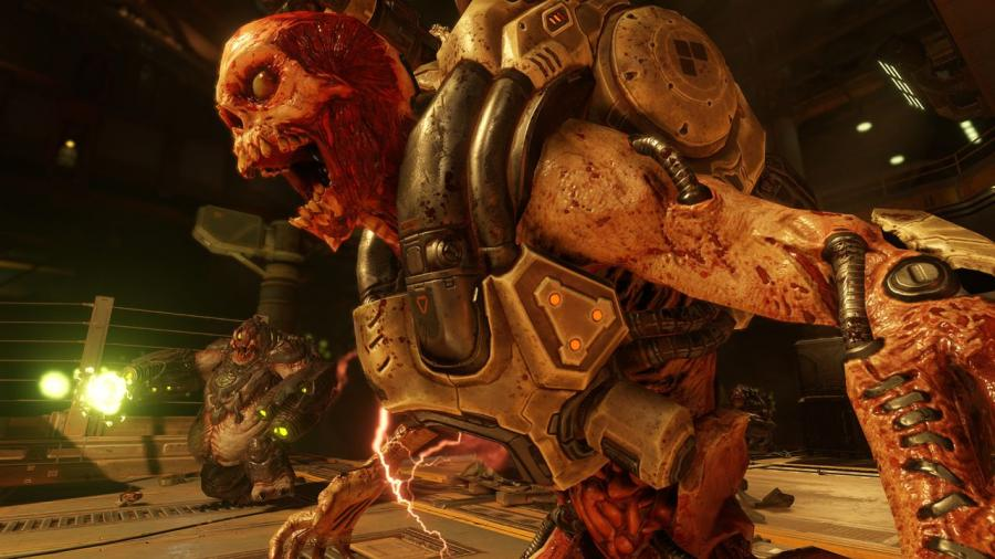 DOOM (clave Doom 4) Screenshot 9