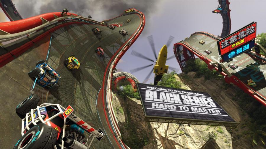 Trackmania Turbo Screenshot 3