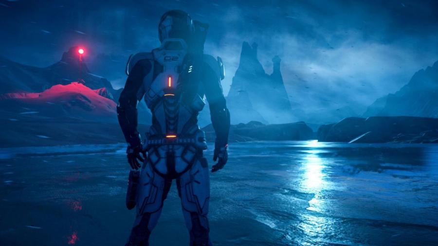 Mass Effect Andromeda Screenshot 4