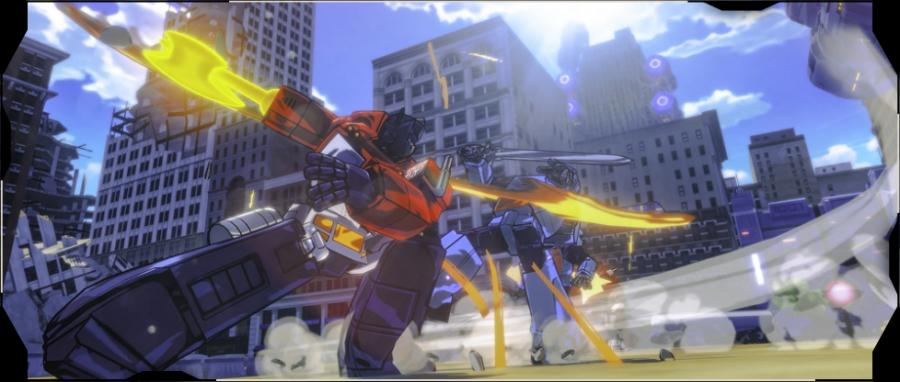 Transformers Devastation Screenshot 7
