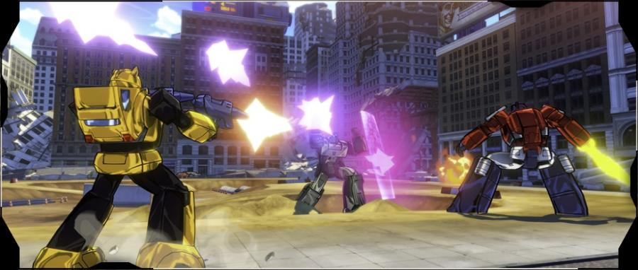 Transformers Devastation Screenshot 3