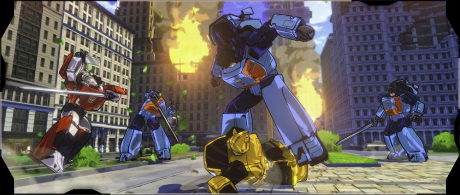 Transformers Devastation Screenshot 1