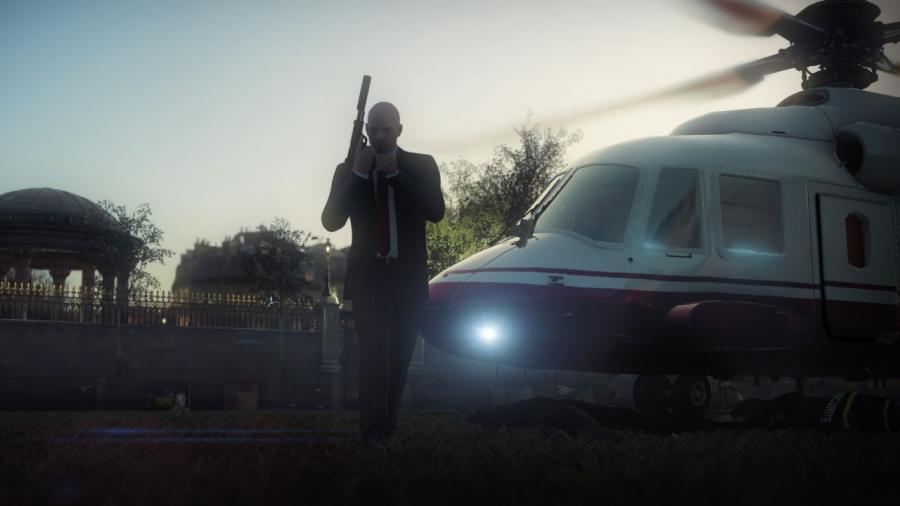Hitman Screenshot 2