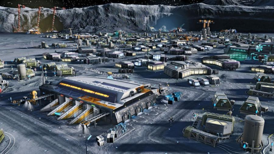 Anno 2205 - Gold Edition Screenshot 1