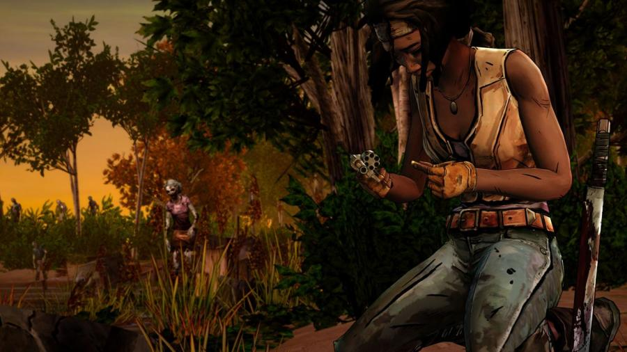 The Walking Dead - Michonne Screenshot 6