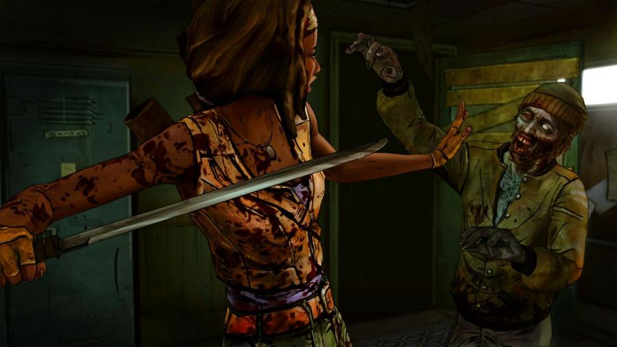 The Walking Dead - Michonne Screenshot 7