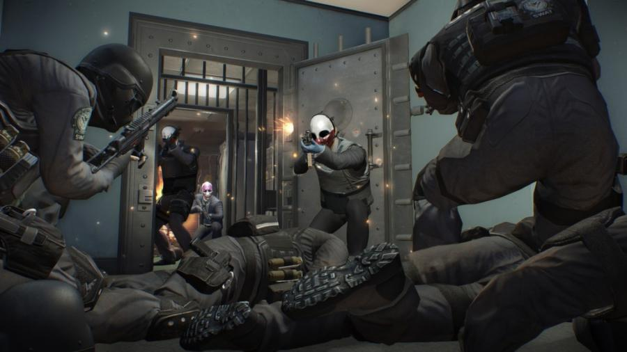 Payday 2 GOTY Edition - Steam Gift Key Screenshot 1