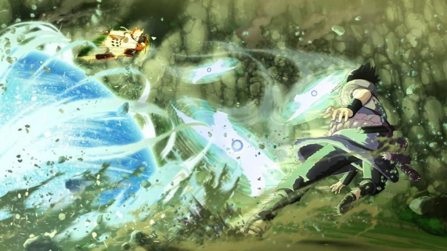 Naruto Shippuden Ultimate Ninja Storm 4 Screenshot 1